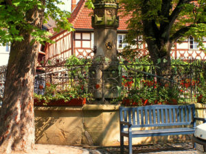 Königsberg Marktbrunnen