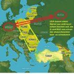 Trennung Deutschland-Russland