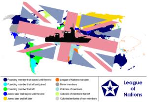 Hegemonie des britischen Empire